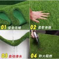 仿真草坪地毯人工假草皮人造塑料户外水果店足球场草垫绿色围挡
