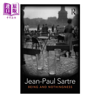 [进口英文原版]Being and Nothingness by Sartre,Jean存在与虚无