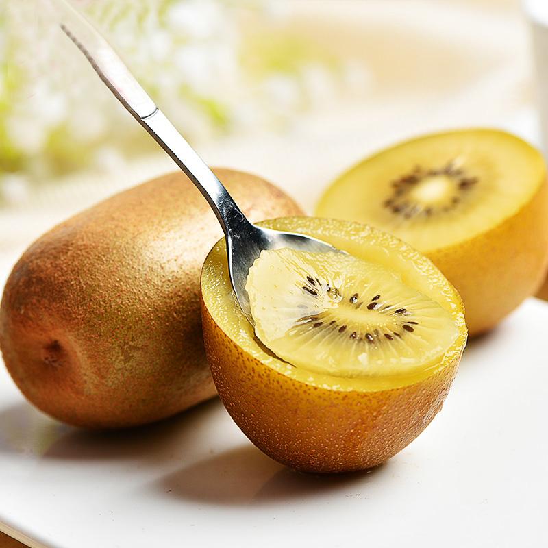 【包邮】现摘浦江黄心猕猴桃4斤装单果80克以上甜美多汁孕妇水果果肉新鲜 细嫩多汁