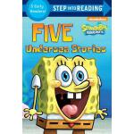 【预订】Five Undersea Stories (SpongeBob SquarePants)