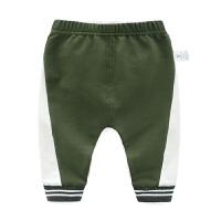 女童婴儿裤子新款女宝宝打底裤0-3-6个月韩版儿童装春秋装