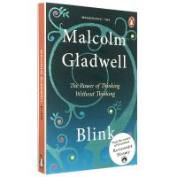 Blink 眨眼之间 不假思索的决断力 英文原版经济管理书籍 决断2秒间 英文版 进口英语书籍