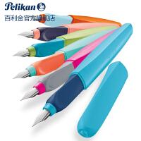 德国百利金p457钢笔练字成人硬笔书法钢笔