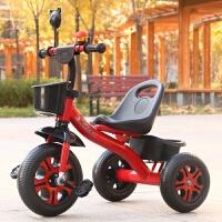 童车儿童三轮车脚踏车带推把宝宝手推车小孩自行车单车1-3-6岁