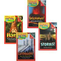 【英文原版】time for kids science scoops 时代周刊儿童版 科普与百科系列 13册合售