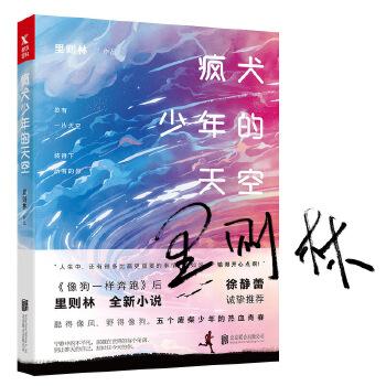 疯犬少年的天空(pdf+txt+epub+azw3+mobi电子书在线阅读下载)