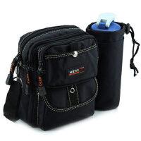 手机腰包穿皮带男多功能骑行水壶挂包户外运动单肩袋证件斜挎小包