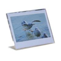 亚克力相框 拍立得instax210相纸/照片相框 立拍得5寸纸用