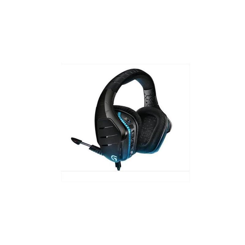Logitech/罗技 G633 7.1环绕声游戏耳机麦克风 支持PC/PS/XBOX 全新盒装行货 7.1环绕立体声游戏耳机