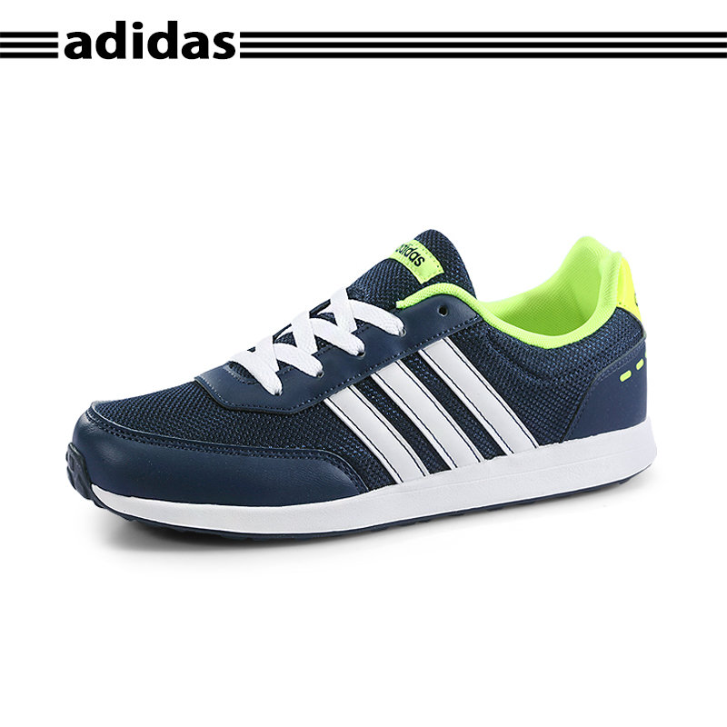 Adidas/阿迪达斯大童板鞋 VS SWITCH 2.0 K AW4103*赔十