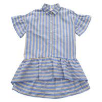 大童连衣裙2019新款韩版中大童10-12-15岁小女孩洋气夏天薄款短裙