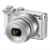 Nikon/尼康1 J5套机10-30可换镜头微单数码相机 4K摄像WIFI触摸屏