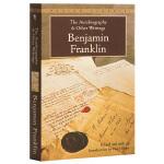 【中商原版】本杰明・富兰克林自传和其他著作 英文原版 The Autobiography and Other Writ