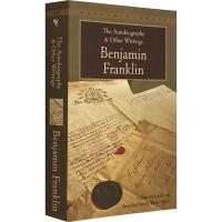 正版 富兰克林自传 英文原版 The Autobiography benjamin franklin 本杰明 富兰克林传