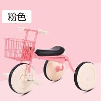 儿童三轮车脚踏车1-3-5岁男孩手推童车轻便自行车宝宝脚蹬小单车