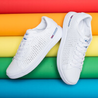 361板鞋女鞋新款秋季小白鞋透气时尚休闲鞋轻便网面鞋防滑运动鞋