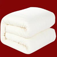 棉花被子 纯棉保暖被芯被褥单双人新疆棉絮棉被学生冬被加厚