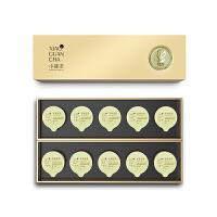 小罐茶 特级七窨茉莉花茶茶叶礼盒装 40g