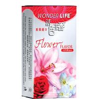 当当联营香港活色生香避孕套安全套12只/盒 多款可选