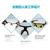 骑行眼镜自行车户外运动跑步装备山地车防风沙护目男女款运动眼镜
