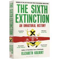 正版 大灭绝时代 英文原版 The Sixth Extinction 英文版科普环保主题自然历史书 比尔盖茨推荐 与寂