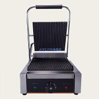 商用意式三明治机压板扒炉双面加热牛排机
