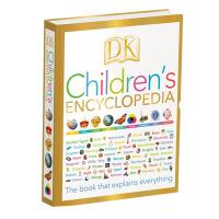 【现货正版包邮】DK Children Encyclopedia 少儿百科全书 精装大开本 英文原版图书