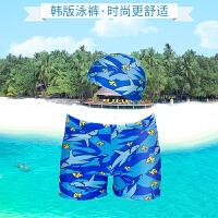 新款时尚可爱男童泳裤 小中大儿童卡通多款舒适温泉泳装