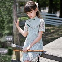 女童连衣裙夏公主裙夏装儿童裙子童装女大童夏季女孩