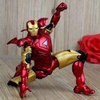 复仇者联盟绿巨人爱国者托尼钢铁侠3公仔模型 多关节可动人偶玩具