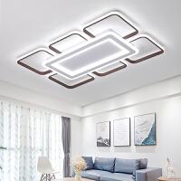 超薄LED吸顶灯客厅长方形大气家用简约现代北欧餐厅卧室书房灯具