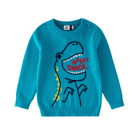 【2件3折到手价:78】小猪班纳童装儿童毛衣男童针织衫秋冬新款小童宝宝卡通线衣纯棉