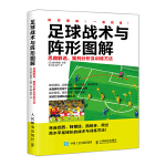 足球战术与阵形图解 思路解说案例分析及训练方法