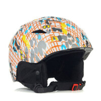 户外滑雪头盔男保暖女雪盔户外运动一体成型单双板通用