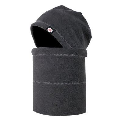 户外运动保暖抓绒帽子男女面罩头套 加厚防风cs围脖滑雪帽