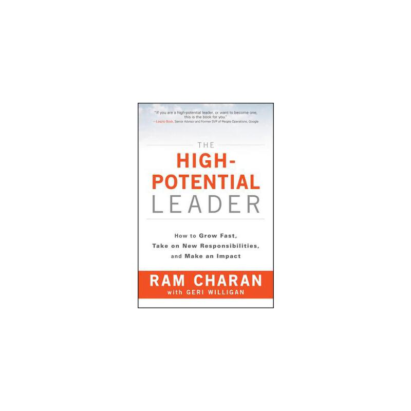 The High-Potential Leader  How to Grow Fast, Take on New Responsibilities, and Make an Impact 预订商品,需要1-3个月发货,非质量问题不接受退换货。
