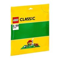 【当当自营】LEGO乐高积木经典创意Classic系列10700 4-99岁绿色底板