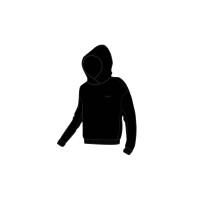 【2件5折】361度女装2018冬季新款运动服上衣休闲连帽套头卫衣