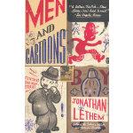 MEN AND CARTOONS(ISBN=9781400076802) 英文原版