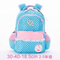 儿童小学生女孩休闲书包可爱减负双肩背包1-3-6年级大童包