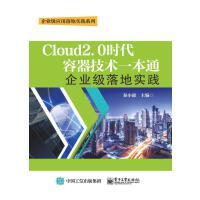 Cloud2.0时代容器技术一本通:企业级落地实践