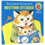 正版现货 睡前故事 英文原版儿童绘本 Richard Scarry's Bedtime Stories 斯凯瑞金色童书