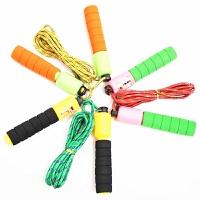 防缠绕跳绳 计数跳绳学生跳蝇 防缠绕单人 室内外运动绳子健身 CX