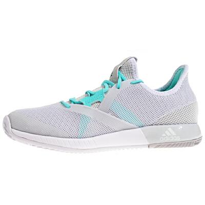 阿迪达斯Adidas CG3079网球鞋女鞋 女子bounce耐磨透气运动鞋 防滑 耐磨 透气