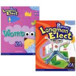 培生香港朗文小学英语教材2a全套 英文原版 Primary Longman Elect 2A 学生用书+练习册2本 6
