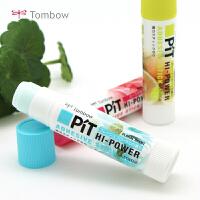 日本蜻蜓Tombow 固体胶 胶棒PT-TPK高粘性 香味固体胶10g
