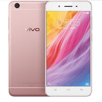 【当当自营】vivo Y55 全网通 2GB+16GB 移动联通电信4G手机 双卡双待 玫瑰金