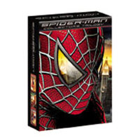 蜘蛛侠(1、2、3 终极套装)(4DVD9+2DVD5)
