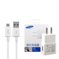 三星(SAMSUNG G5108Q G7108V N7506V G5309W G7508Q 原装充电器 5V/2A原装10W充电头+数据线套装 线充 直充 充电线