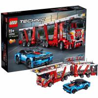 【当当自营】LEGO乐高积木机械组Technic系列42098 汽车运输车